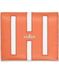Hogan Wallet - Orange