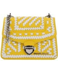 Silvian Heach Handbag - Yellow