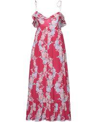 Athena Procopiou Long Dress - Multicolour