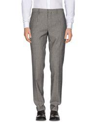 Billtornade Pantalones - Gris