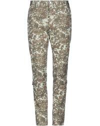 Burberry Pantalone - Multicolore