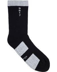 Rick Owens Short Socks - Black