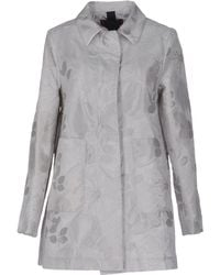 Femme By Michele Rossi - Overcoats - Lyst