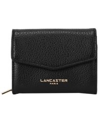 Lancaster Billetera - Negro