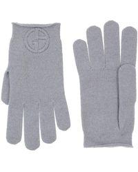 Giorgio Armani Gloves - Grey