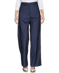 Ballantyne Denim Pants - Blue