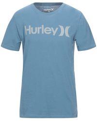Hurley T-shirt - Blue