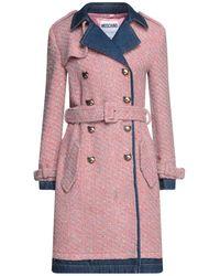 Moschino Coat - Pink