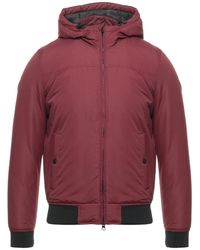 Refrigue Synthetic Down Jacket - Red
