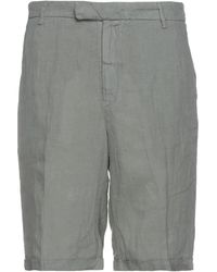 Fedeli Shorts & Bermuda Shorts - Grey