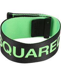 DSquared² Bracelet - Noir