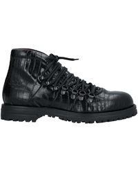Boemos Ankle Boots - Black