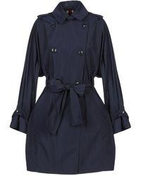 Geospirit Overcoat - Blue