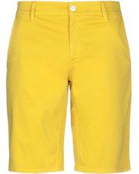 BOSS by HUGO BOSS Shorts & Bermuda Shorts - Yellow