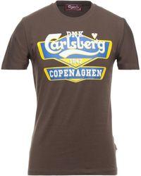 Carlsberg T-shirt - Marrone