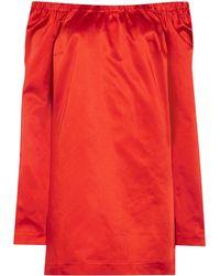 Isa Arfen Short Dress - Red