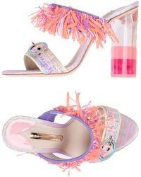 Sophia Webster Sandals - Purple