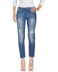 Liu Jo Pantalon en jean - Bleu