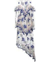 Alice McCALL Knielanges Kleid - Weiß