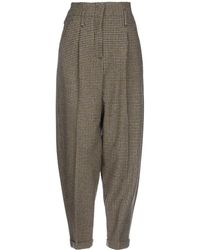 Momoní Casual Trousers - Yellow
