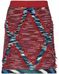 Missoni Midi Skirt - Red