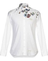 Tintoria Mattei 954 Shirt - White