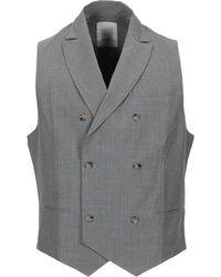 Eleventy Waistcoat - Gray