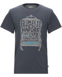 Fjallraven T-shirt - Gray