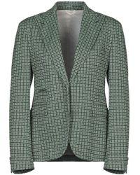 John Sheep Suit Jacket - Green