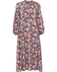 Prada Long Dress - Purple