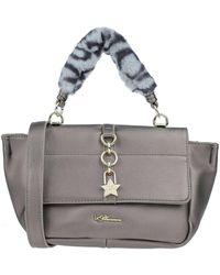 be Blumarine Handbag - Grey