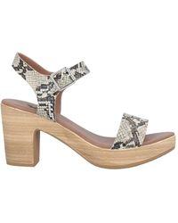 Xti Sandals - Gray