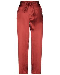 Maison Scotch Casual Trouser - Red