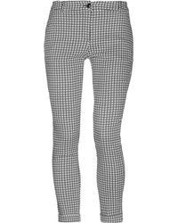 Cristina Gavioli Collection - Casual Pants - Lyst