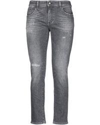 Dolce & Gabbana Denim Pants - Gray