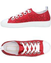 N°21 Sneakers & Tennis basses - Rouge