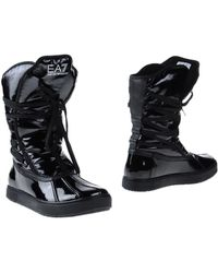 EA7 - Ankle Boots - Lyst