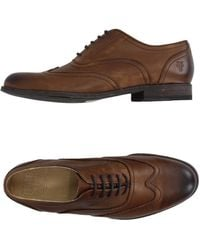 Frye Lace-up Shoes - Brown