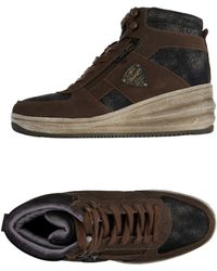 Wrangler High-tops & Sneakers - Brown