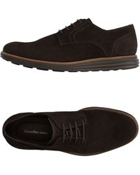 Calvin Klein Jeans - Lace-up Shoes - Lyst