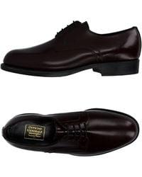 Officine Generale Lace-up Shoe - Brown