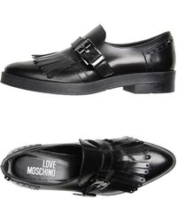 Love Moschino - Moccasins - Lyst