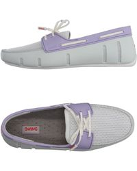 Swims Loafer - White