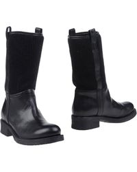 Scee By Twin-set Boots - Black
