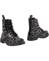 Jijil Ankle Boots - Black