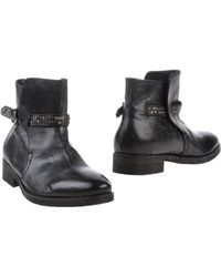 HTC Ankle Boots - Black