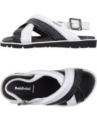 Baldinini - Sandals - Lyst
