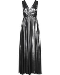 SADEY WITH LOVE Long Dress - Black