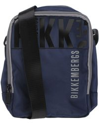 Bikkembergs Cross-body Bags - Blue