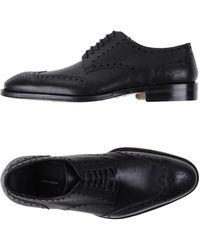 DSquared² Lace-up Shoes - Black